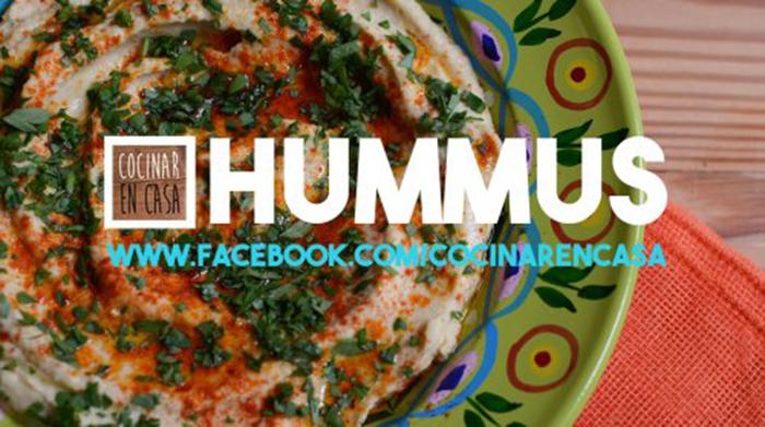 Hummus Puré de Garbanzos