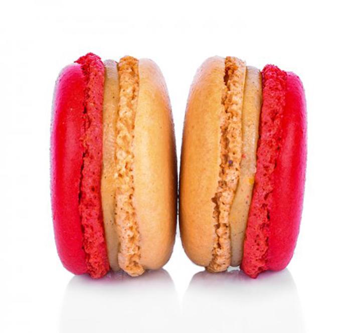 Macarons Bicolor