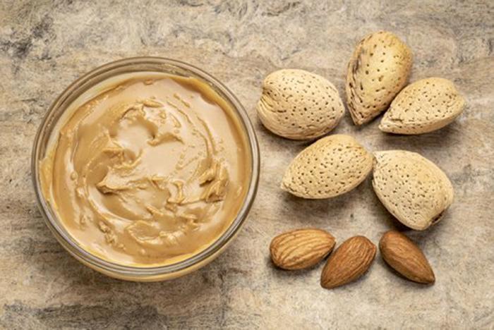 Mantequilla de Almendras y Nueces