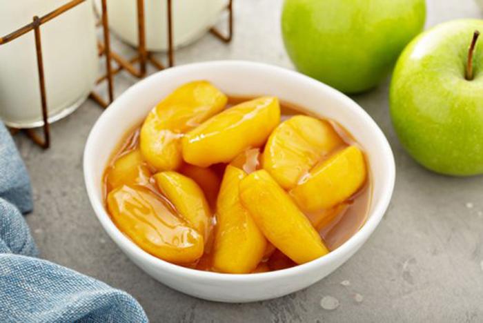 Manzana Caramelizada para Postres