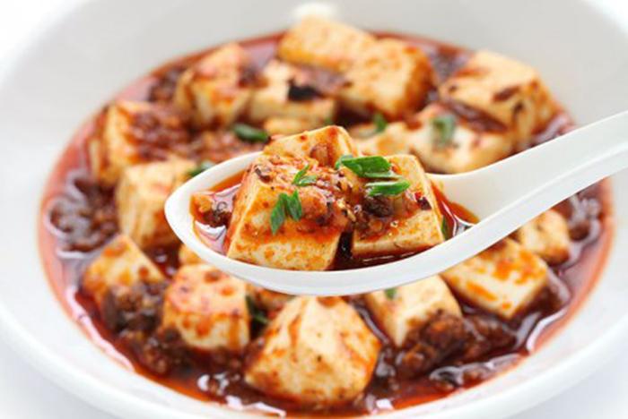 Mapo Tofu Chino