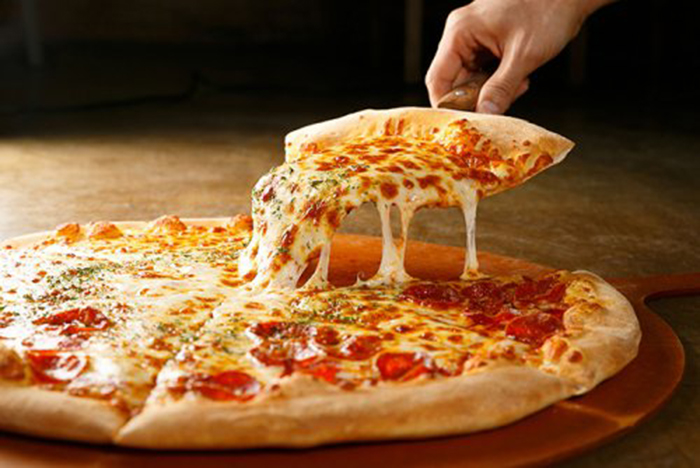 Masa de Pizza muy Fina