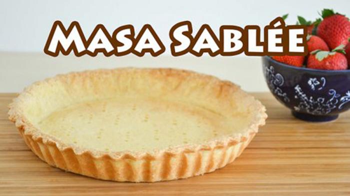 Masa Sablée