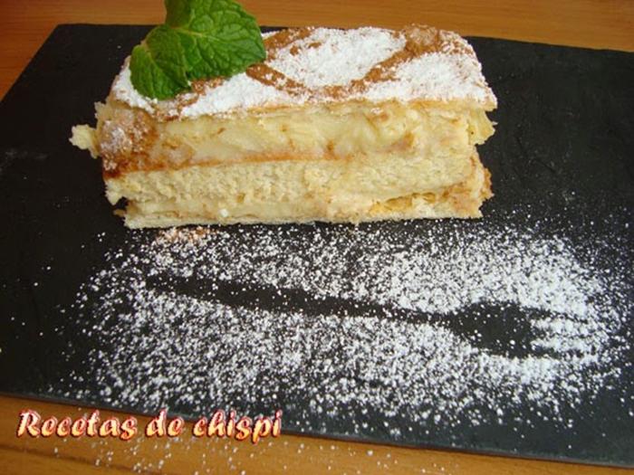 Melicianos(Pastel Aleman) de chispi