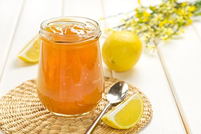 Mermelada Casera de Limón