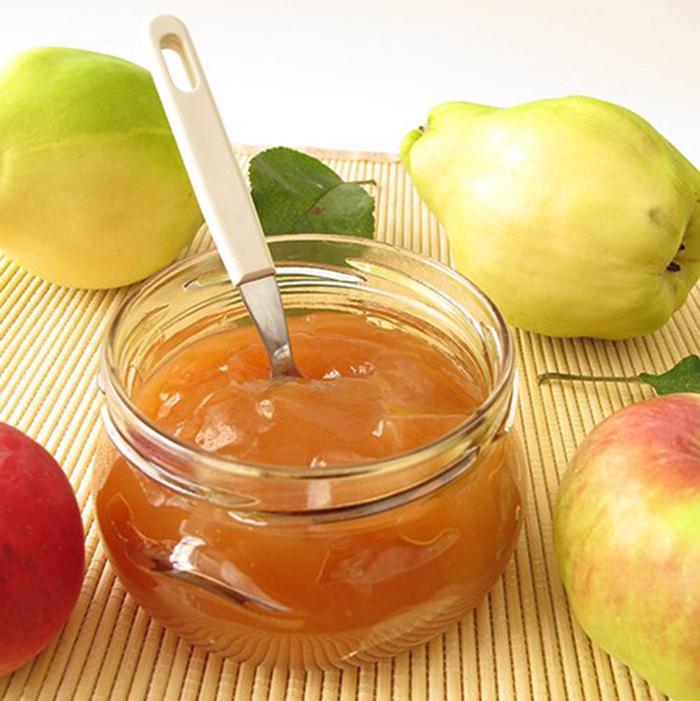 Mermelada de Membrillo y Manzana