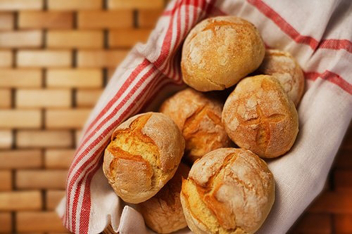 Molletes de Pan