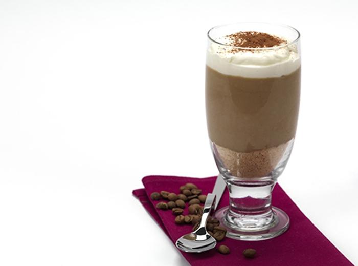 Mousse de Café con Nata