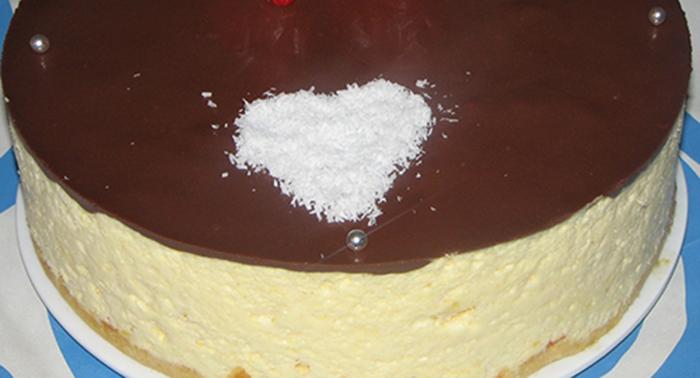 Mousse de Naranja con Chocolate (Thermomix)