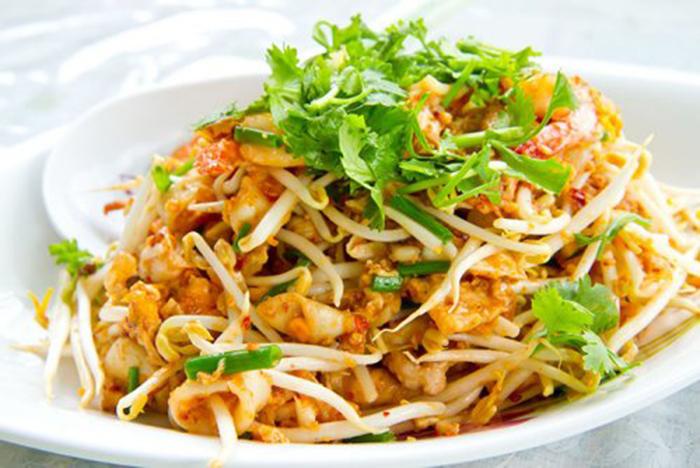 Pad Thai, Fideos Tailandeses
