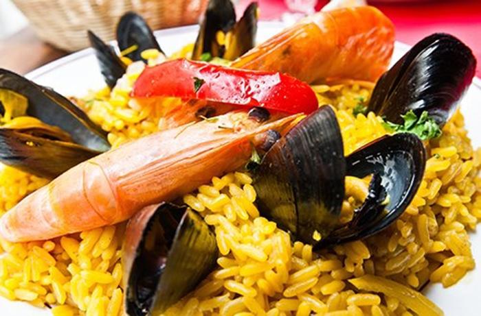 Paella Marinera Tradicional