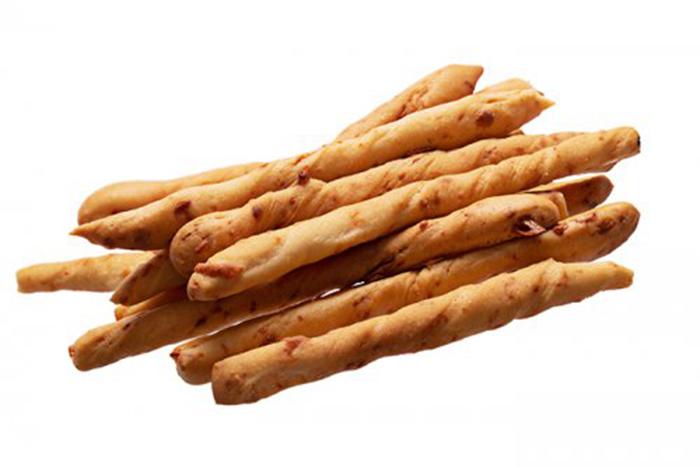 Palitos de Parmesano Crujientes