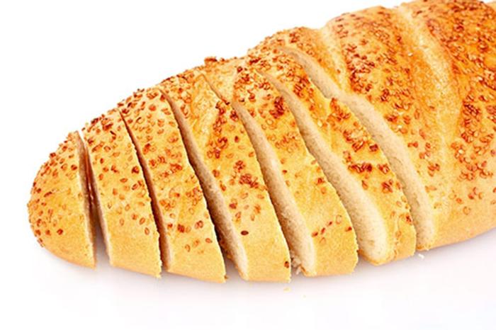 Pan Casero con Sésamo