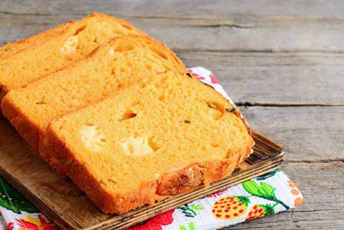 Pan de Calabaza y Queso Crema