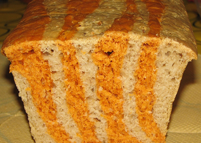 Pan de Sobrasada y Nueces Thermomix