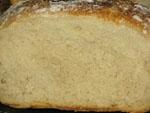 Pan en Cazuela de Pyrex.