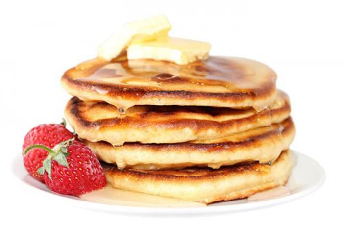 Pancakes en Cinco Minutos