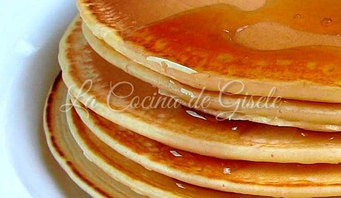 Panquecas / Pancakes / Tortitas americanas