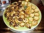 Pastas de Mantequilla y Naranja (Thermomix).