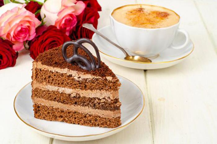 Pastel de Café Capuchino
