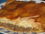 Pastel de Carne con Mozzarela (Thermomix).
