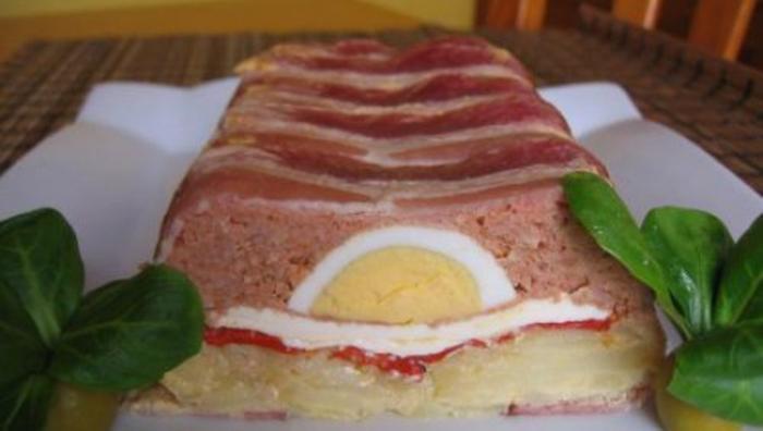 Pastel de Carne Picada