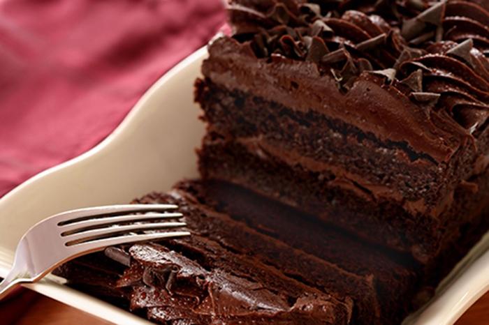 Pastel de Chocolate Casero