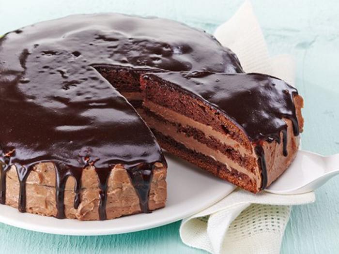 Pastel de Chocolate muy Fácil