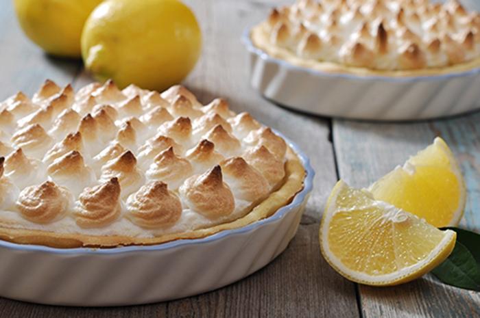 Pastel de Leche Condensada y Limon.
