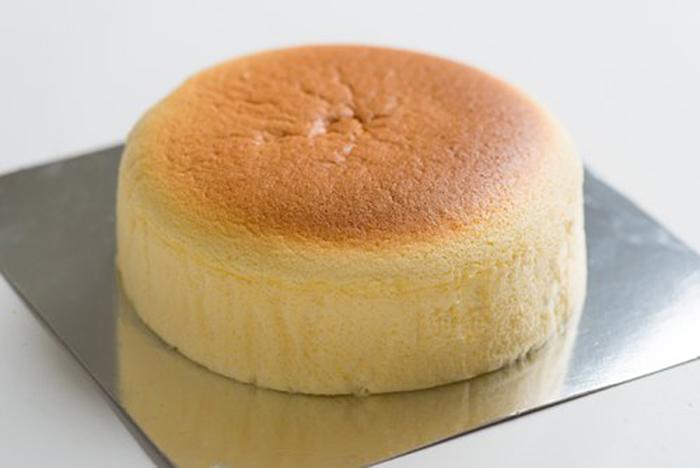 Pastel de Queso Japonés Fácil