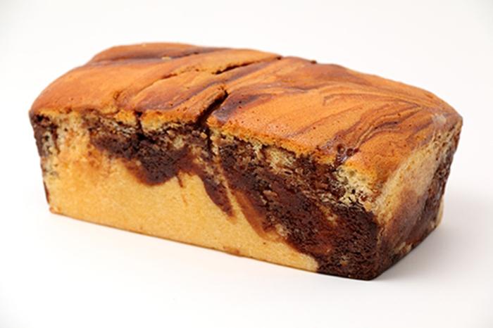 Pastel Mármol de Chocolate y Naranja