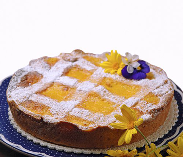 Pastiera postre italiano