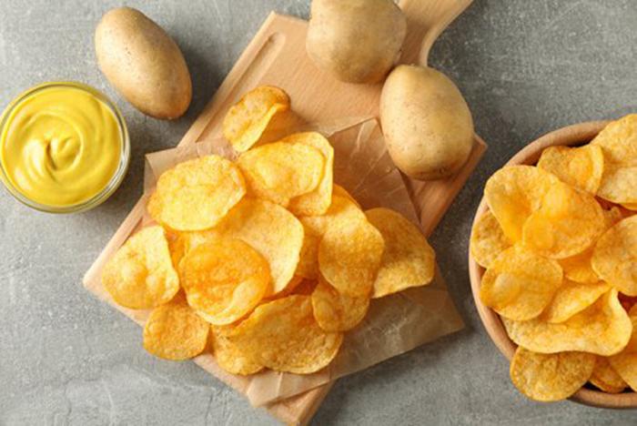 Patatas Fritas como las de Bolsa