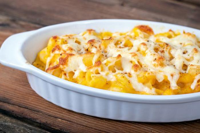 Patatas Gratinadas con Mozzarella