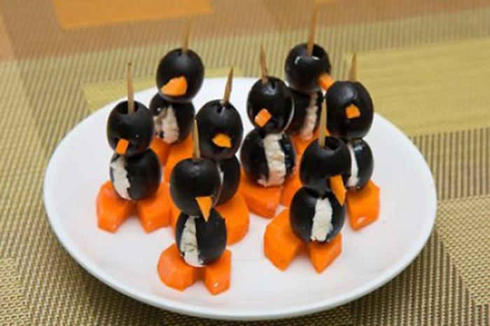 Pinguinos de Aceitunas.