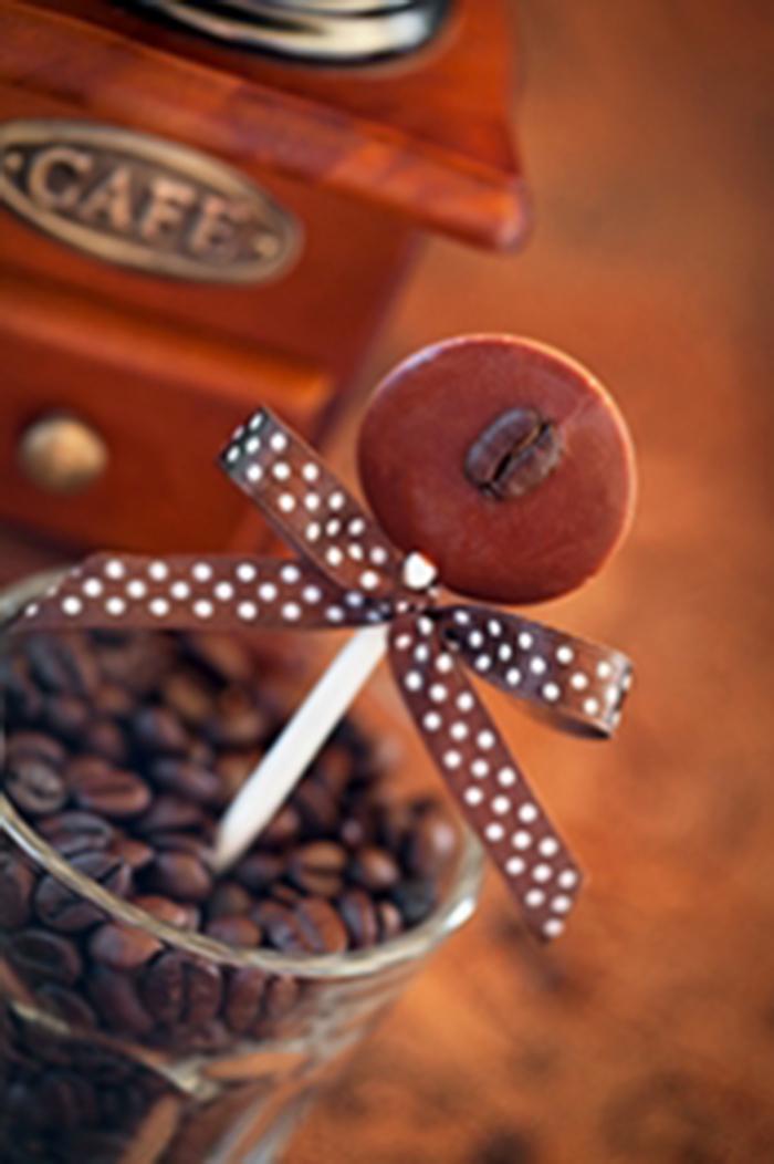 Piruletas de Chocolate y Café