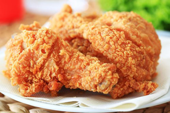 Pollo Crujiente Estilo KFC