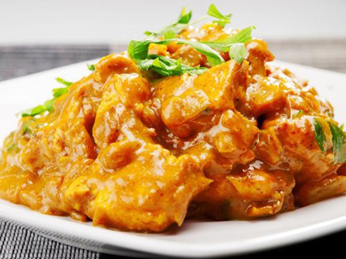 Pollo Tikka Masala Fácil de Hacer