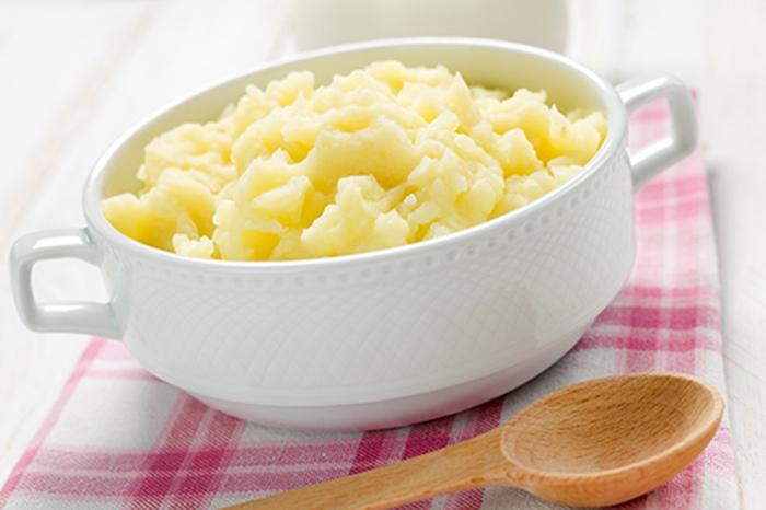Pure de Patatas Casero