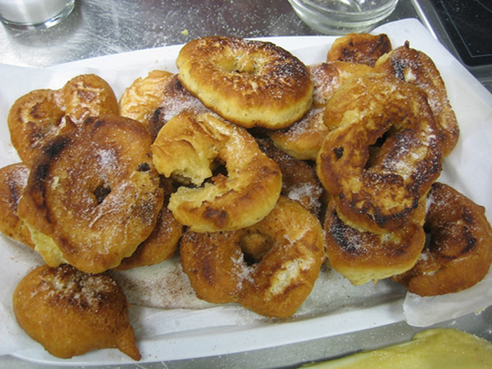 Rosquillas Thermomix