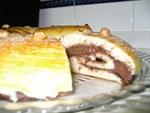 Rotolo alla Nutella (Thermomix).