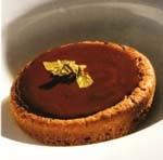 Sablé Bretón con Chocolate