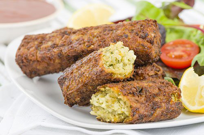 Salchichas Vegetarianas