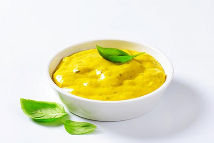 Salsa de Curry con Nata