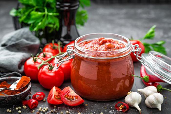 Salsa de Tomate Picante