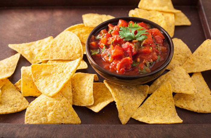 Salsa Mexicana para Nachos