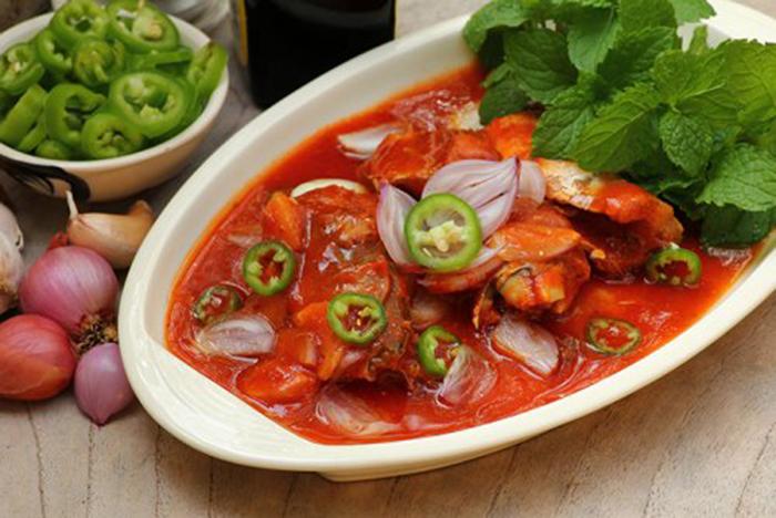 Sardinas Picantes con Tomate
