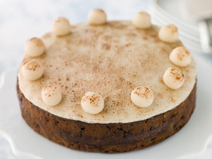 Simnel Cake o Tarta Británica de Pascua