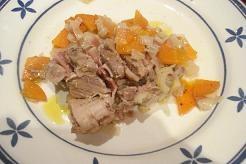 Solomillo de cerdo al cartoccio (Italia)