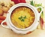 Sopa de Arroz.